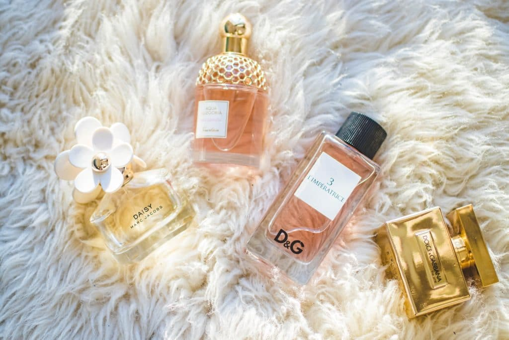 most popular women fragrances